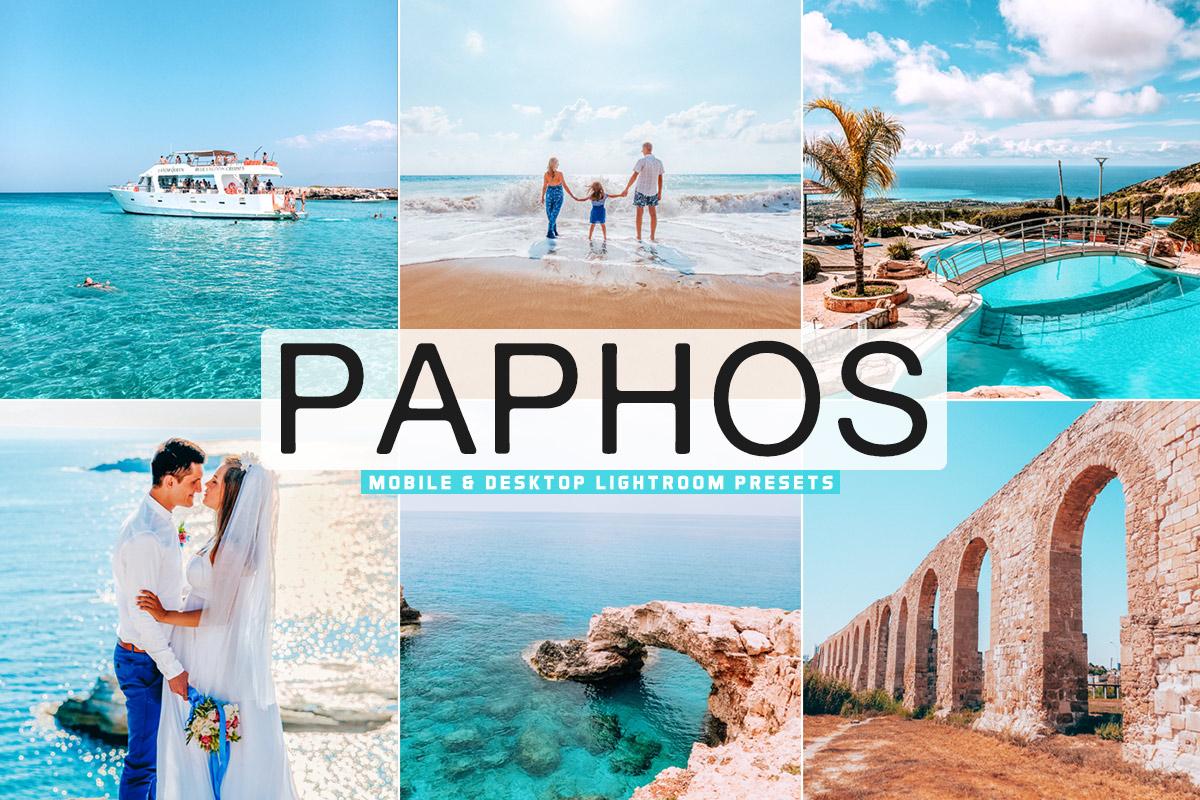 Free Paphos Lightroom Presets