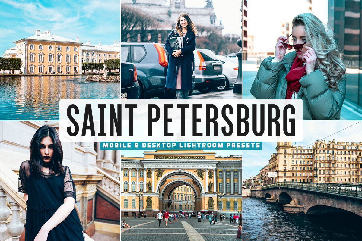 Free Saint Petersburg Lightroom Presets