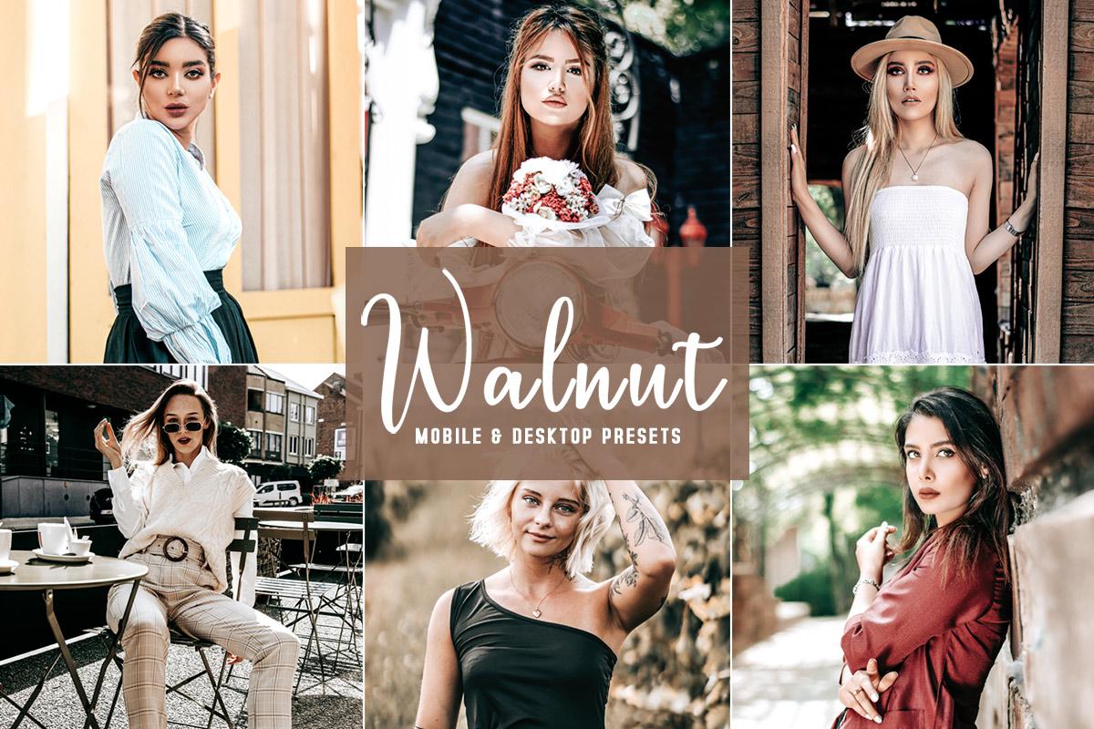Free Walnut Lightroom Presets