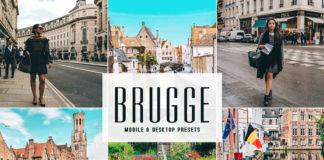 Free Brugge Lightroom Presets