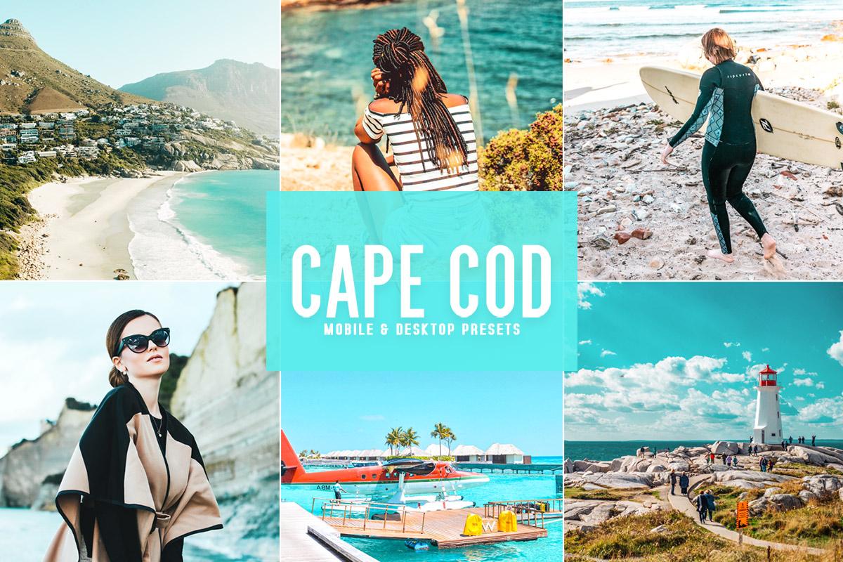 Free Cape Cod Lightroom Presets