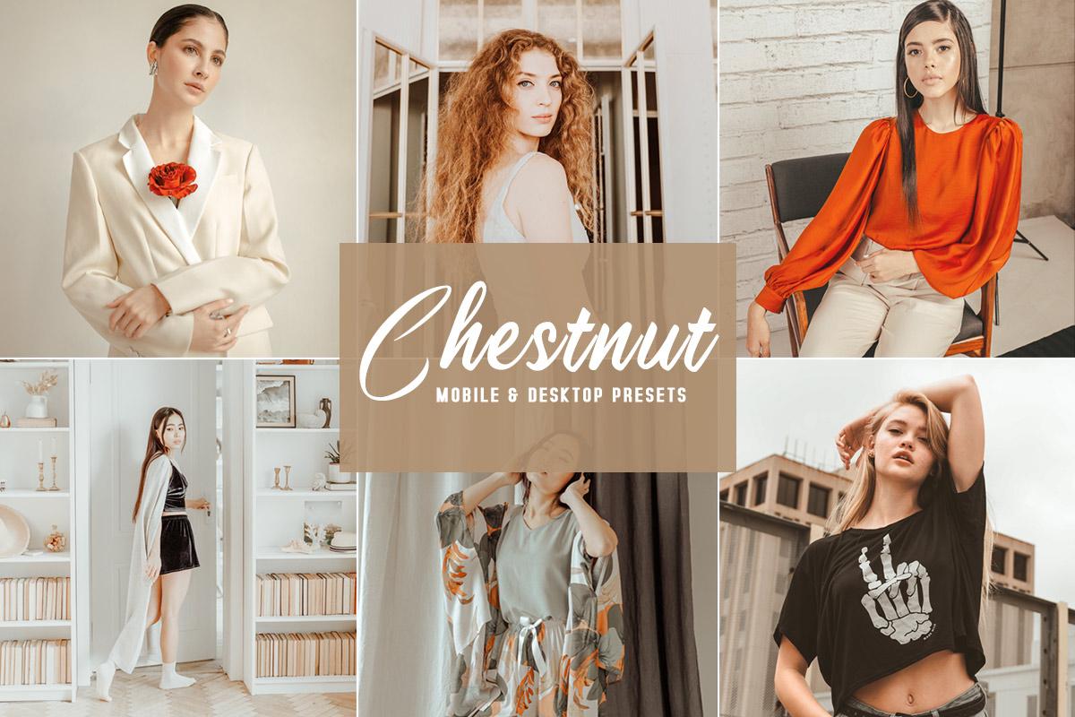 Free Chestnut Lightroom Presets