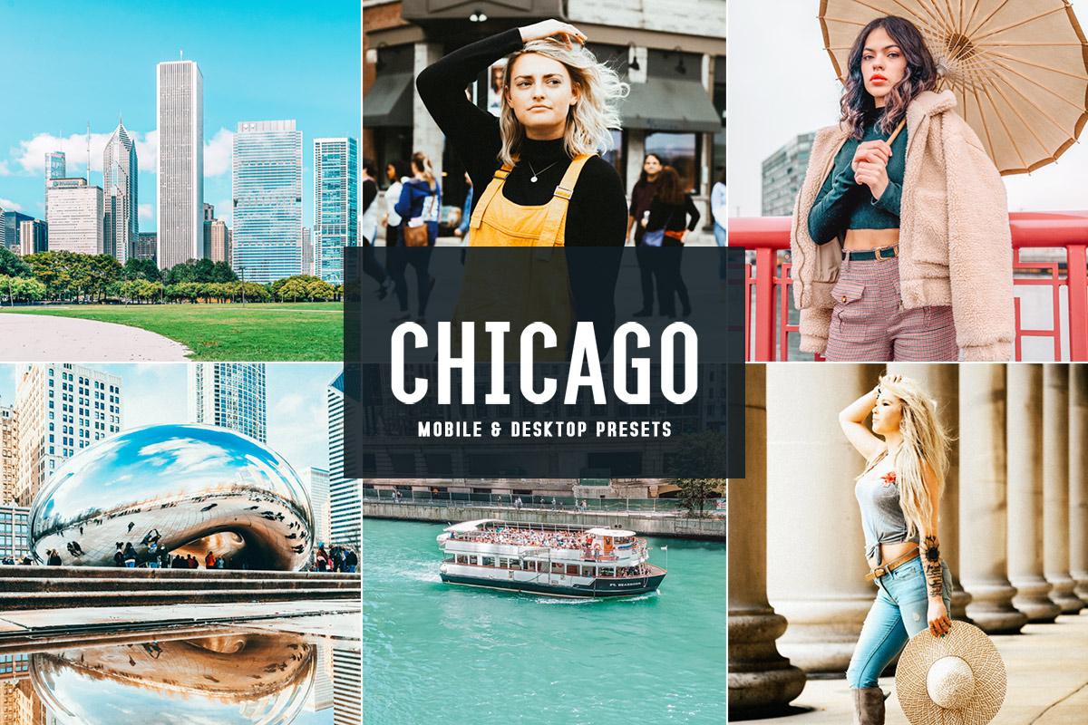 Free Chicago Lightroom Presets