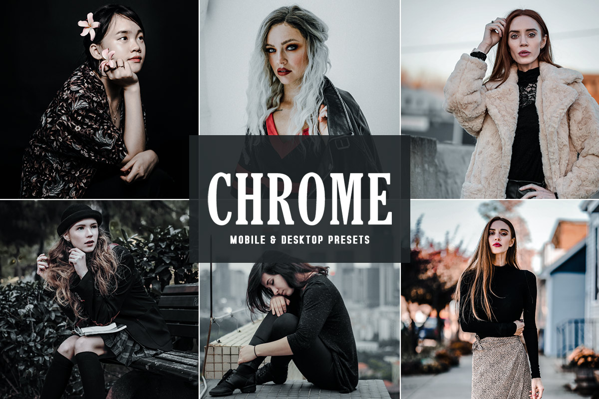 Free Chrome Lightroom Presets