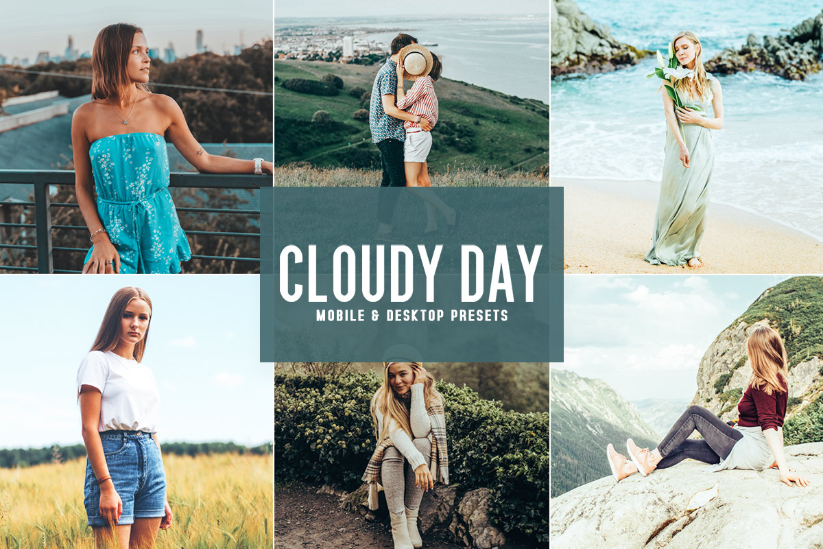 Free Cloudy Day Lightroom Presets