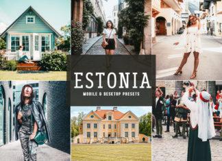 Free Estonia Lightroom Presets