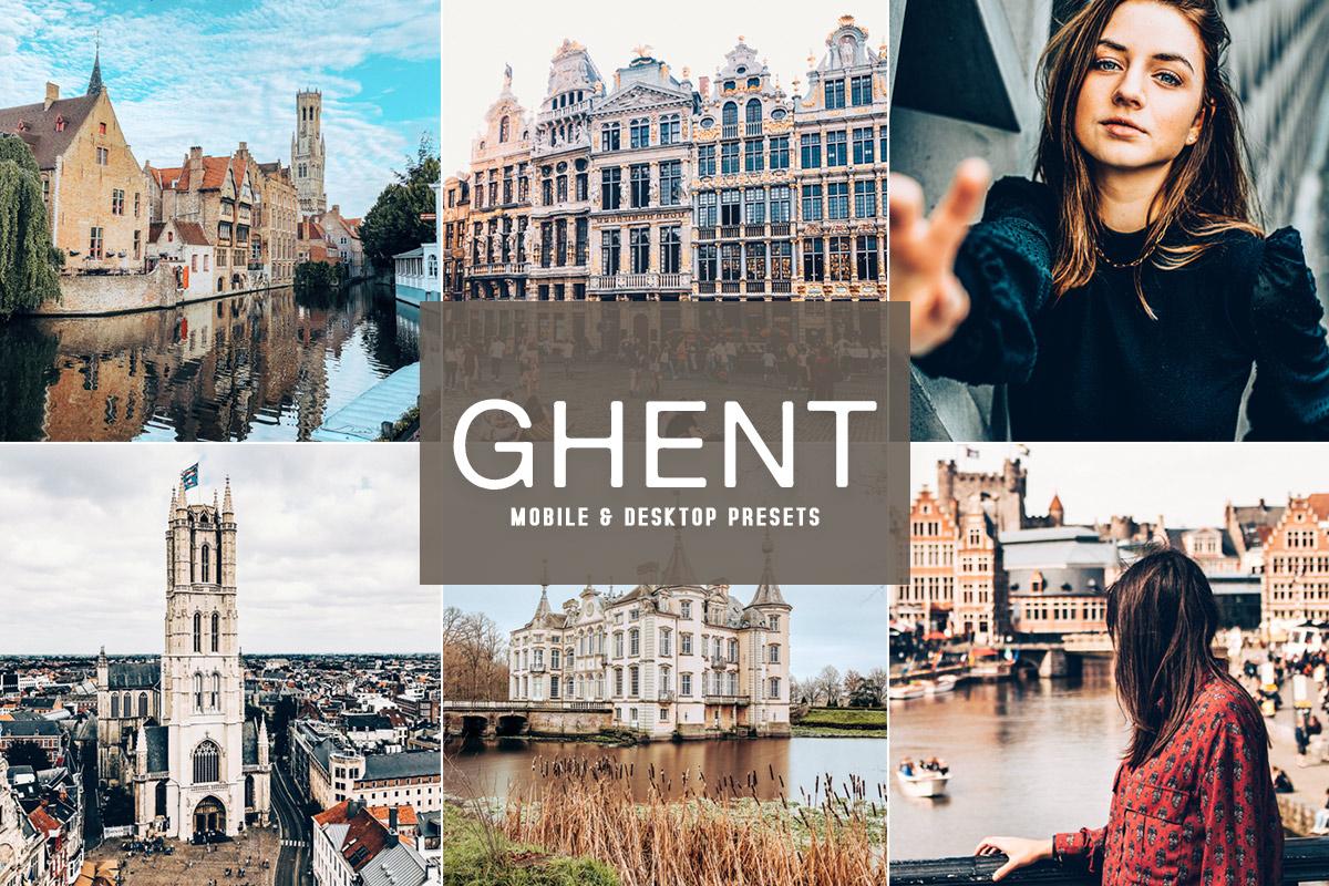 Free Ghent Lightroom Presets