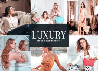 Free Luxury Lightroom Presets