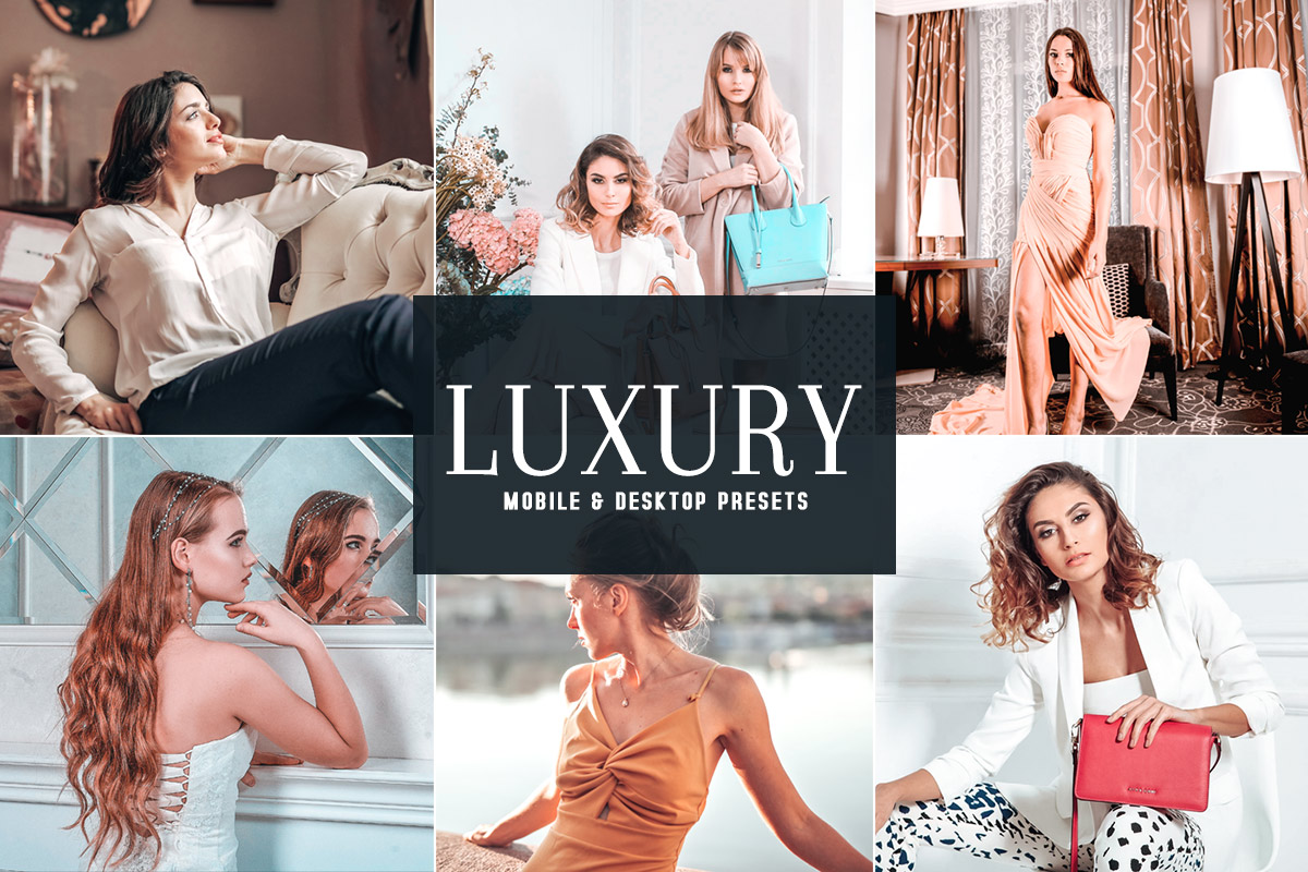 Free Luxury Lightroom Presets