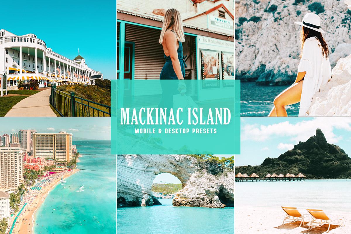 Free Mackinac Island Lightroom Presets