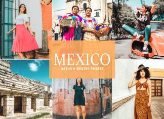 Free Mexico Lightroom Presets