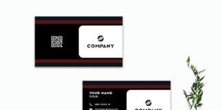 Free Modern Creative Business Card Template V1
