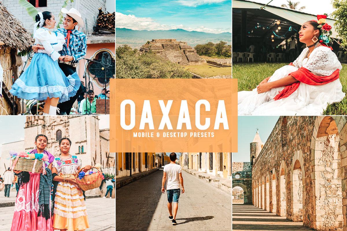 Free Oaxaca Lightroom Presets