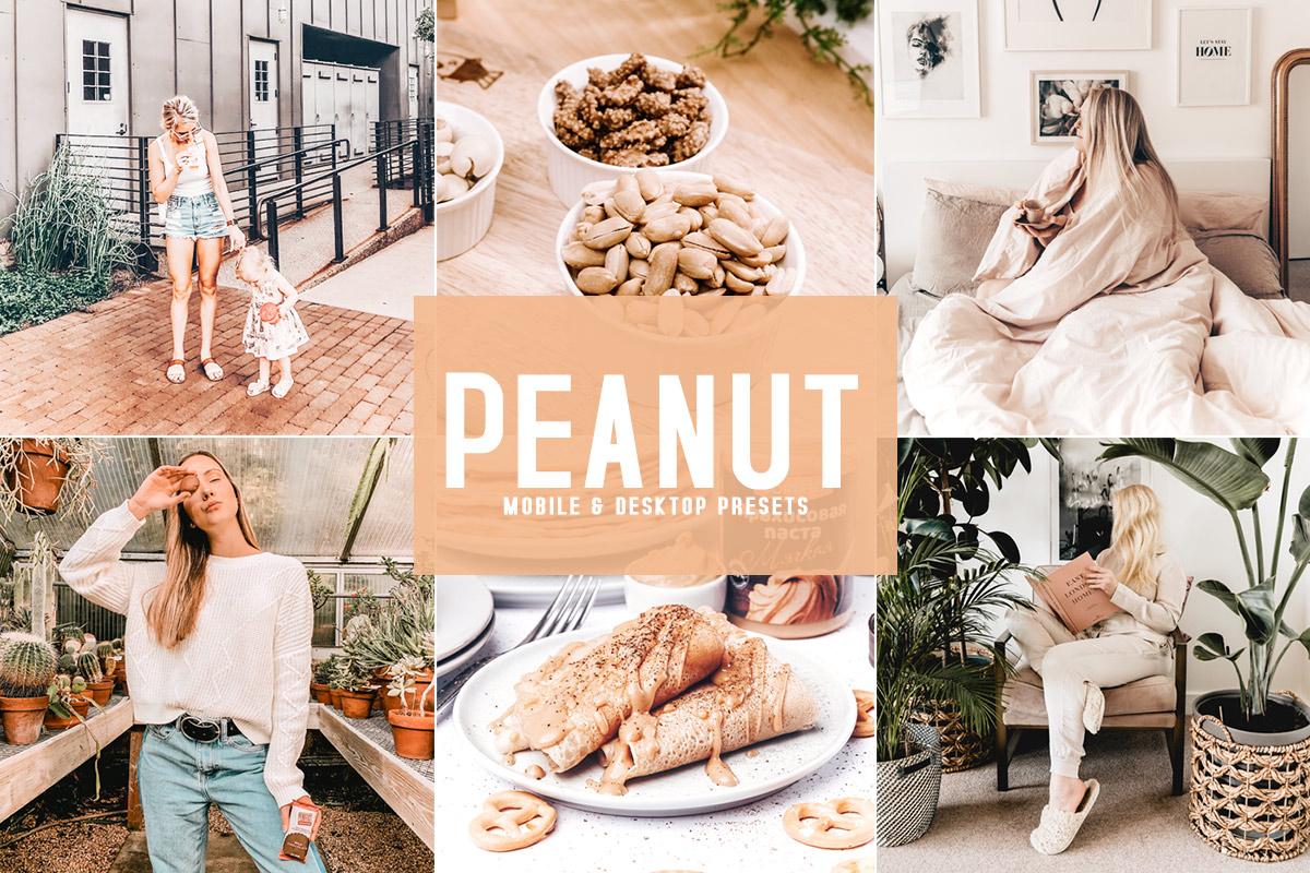 Free Peanut Lightroom Presets