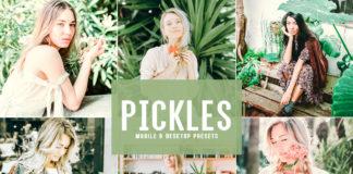 Free Pickles Lightroom Presets