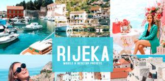 Free Rijeka Lightroom Presets