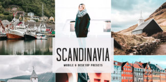 Free Scandinavia Lightroom Presets