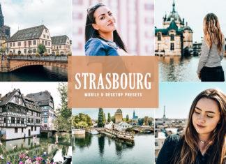 Free Strasbourg Lightroom Presets