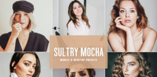 Free Sultry Mocha Lightroom Presets