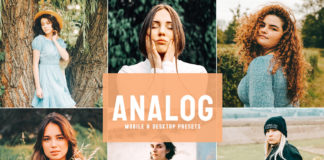 Free Analog Lightroom Presets