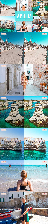 Free Apulia Lightroom Presets