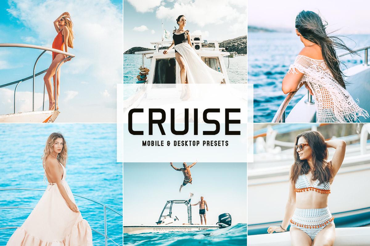 Free Cruise Lightroom Presets