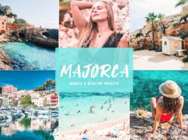 Free Majorca Lightroom Presets