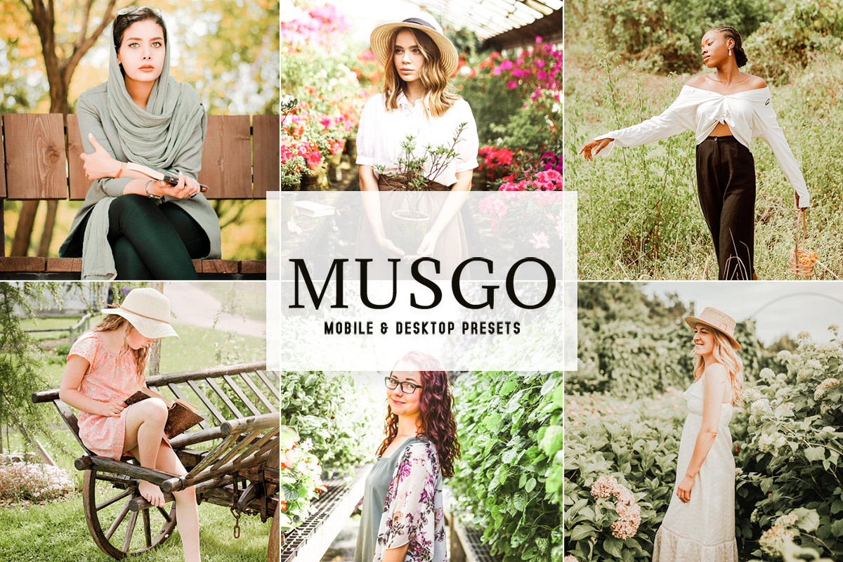 Free Musgo Lightroom Presets