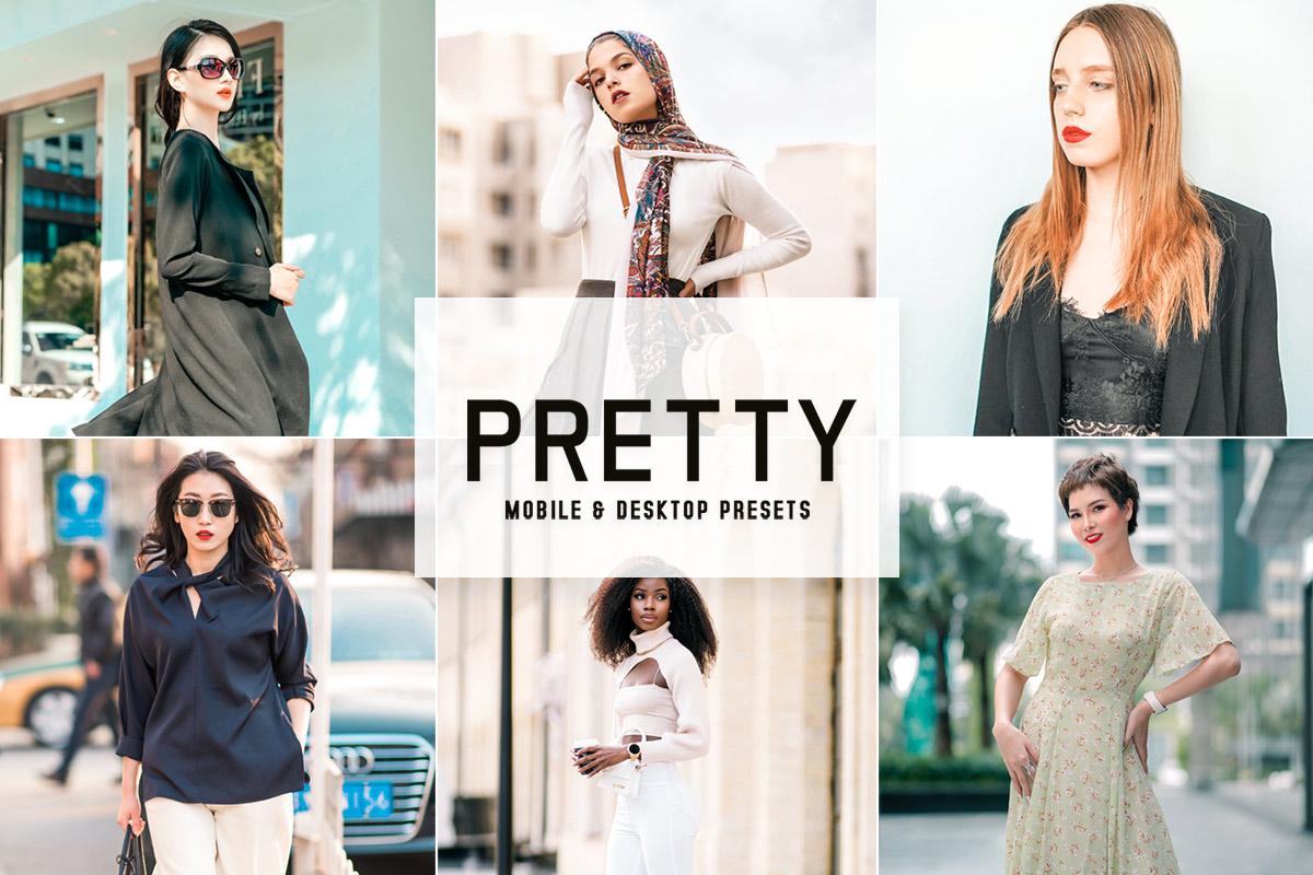 Free Pretty Lightroom Presets