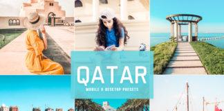 Free Qatar Lightroom Presets