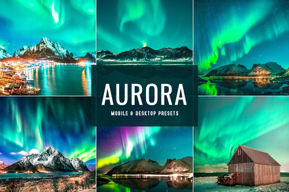 Free Aurora Lightroom Presets