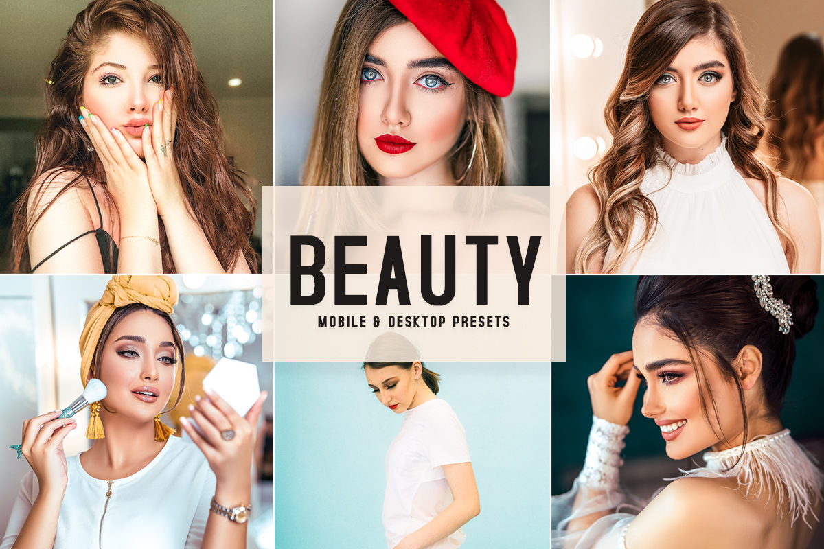 Free Beauty Lightroom Presets