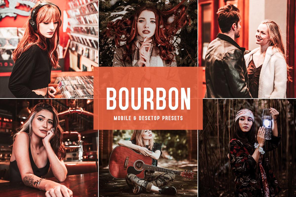 Free Bourbon Lightroom Presets