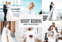 Free Bright Wedding Lightroom Presets