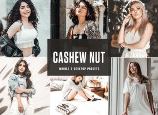 Free Cashew Nut Lightroom Presets