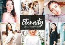 Free Eternity Lightroom Presets