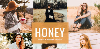 Free Honey Lightroom Presets