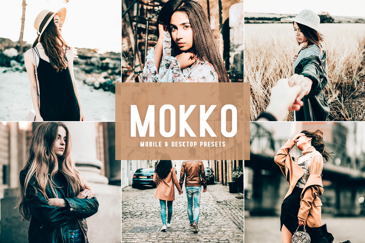 Free Mokko Lightroom Presets