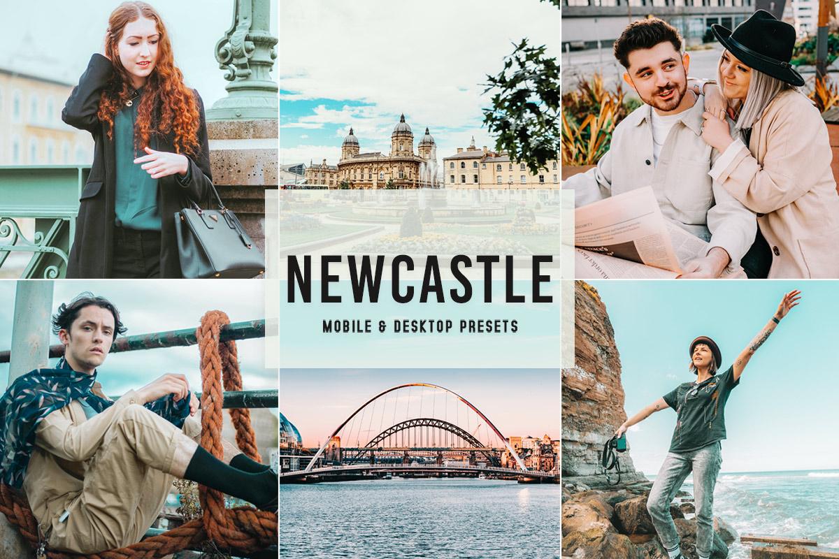 Free Newcastle Lightroom Presets