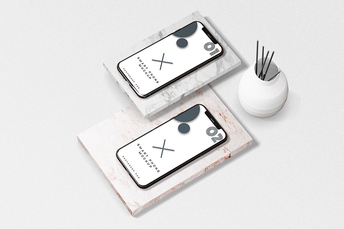 Free Phone Mockup