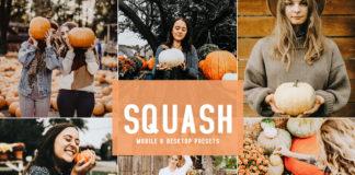 Free Squash Lightroom Presets