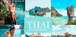 Free Thai Lightroom Presets