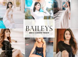 Free Baileys Lightroom Presets