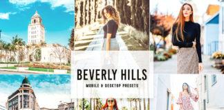 Free Beverly Hills Lightroom Presets V2