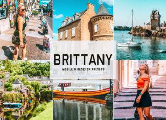 Free Brittany Lightroom Presets