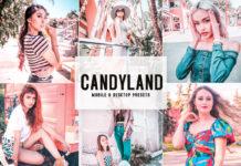 Free Candyland Lightroom Presets