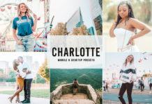 Free Charlotte Lightroom Presets