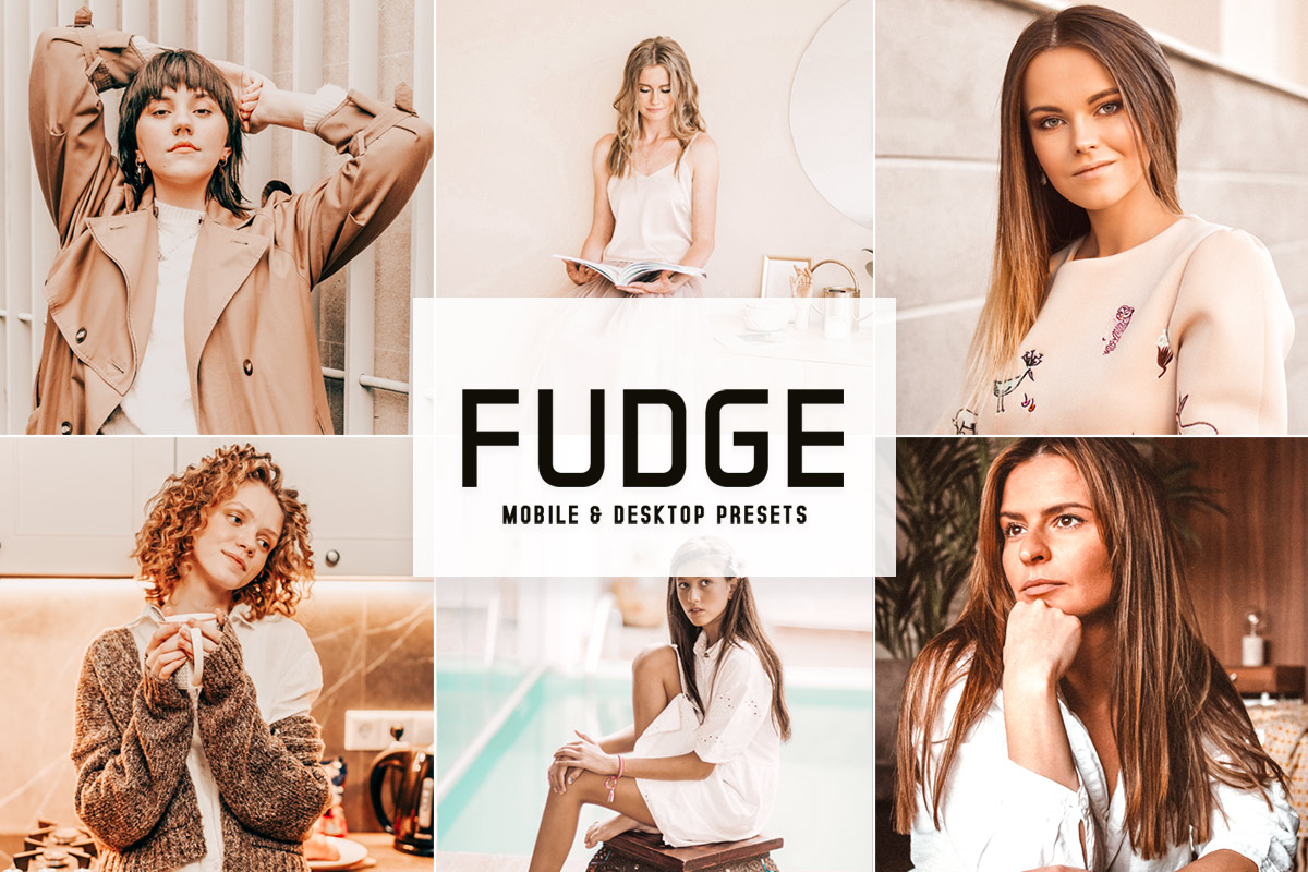 Free Fudge Lightroom Presets