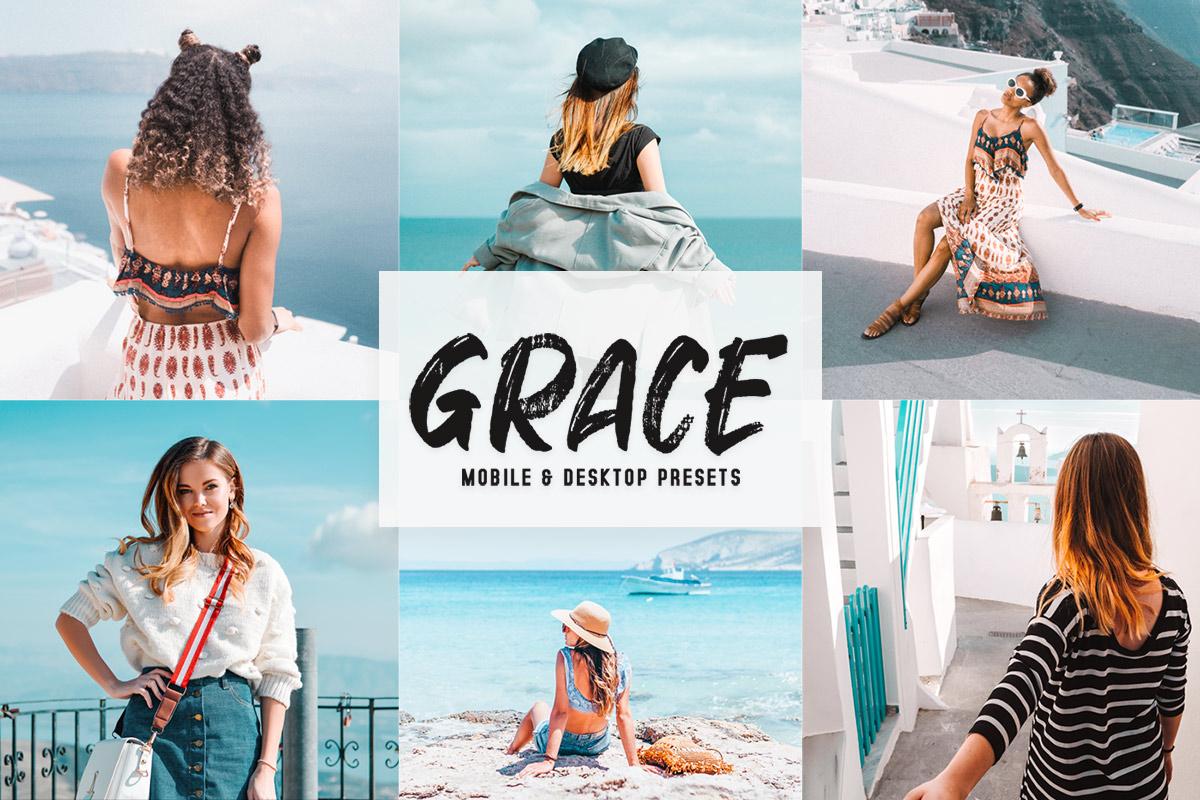 Free Grace Lightroom Presets