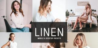 Free Linen Lightroom Presets